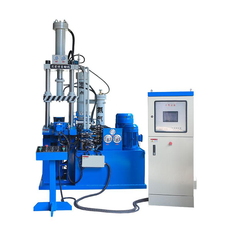 高压变频转子压铸机